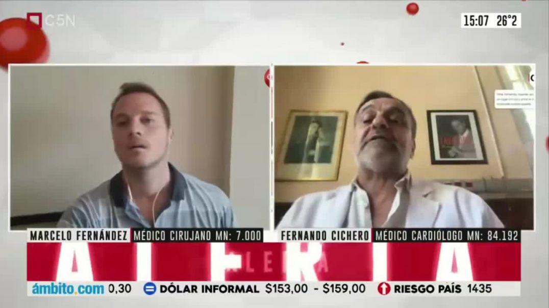 CUANDO LA FARMAFIA VE PELIGRAR SU OSCURO NEGOCIO | DR. MARCELO FERNÁNDEZ