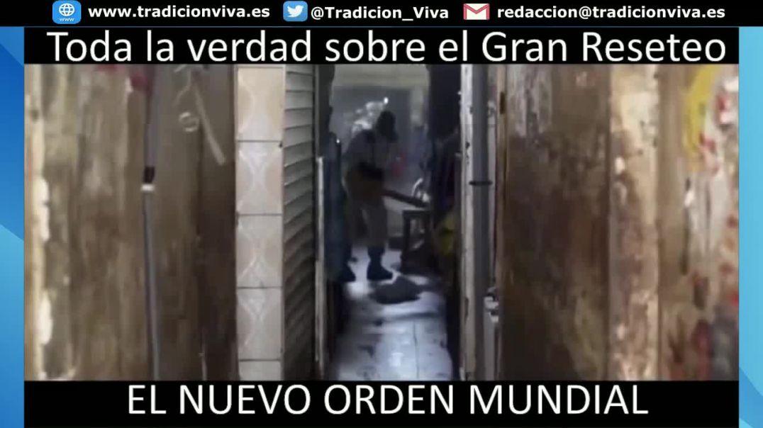 EL GRAN RESETEO Y EL NUEVO ORDEN MUNDIAL