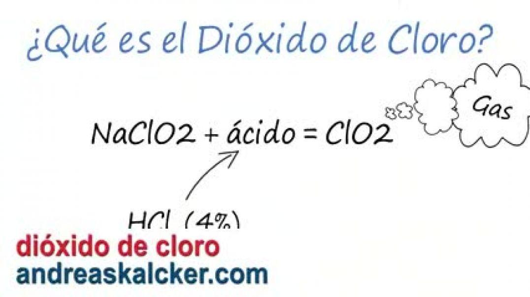 QUE ES EL DIOXIDO DE CLORO??!!