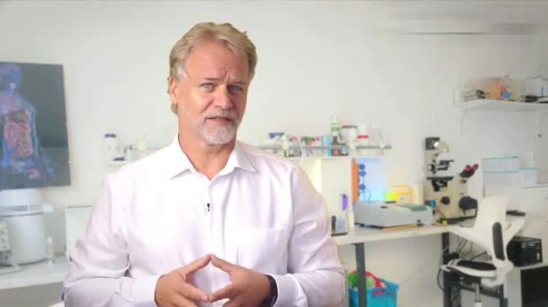 Andreas Kalcker. El coronavirus ha sido derrotado
