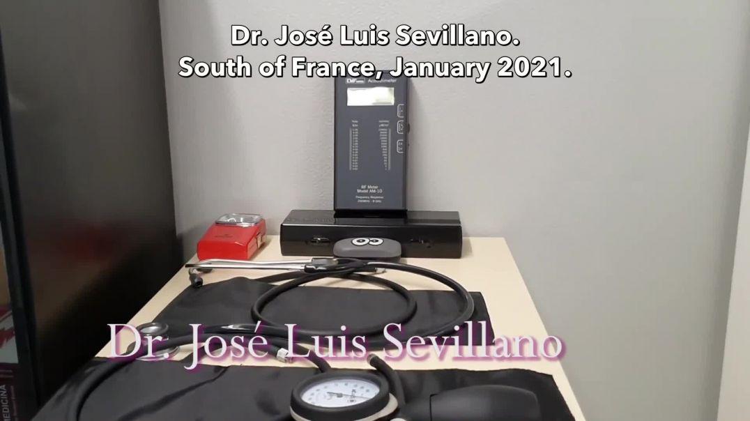 Dr. José Luis Sevillano2, COVID 19 Electromagnetico (Aclaraciones)