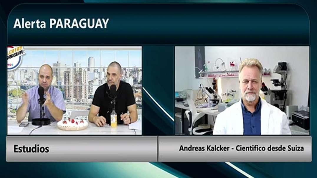 Alerta Paraguay Programa 42 (13/01/2021) - Entrevista con el científico alemán Andreas Kalcker