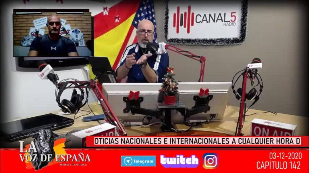 03-12-2020 Canal 5 Radio