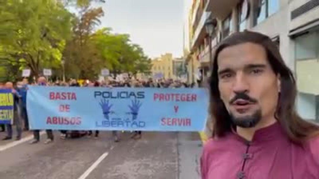 PLANDEMIA - PRESIDENTE DE ESPAÑA EN PROBLEMAS