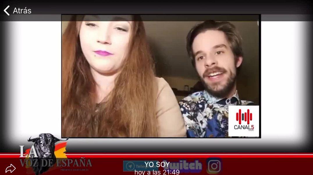 ENTREVISTA DE LA VOZ DE ESPAÑA A JUAN DE LA FAMILIA LANKAMP