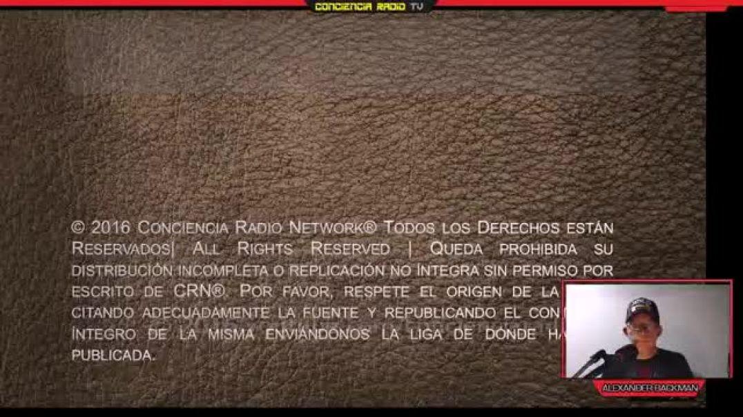 CRnoticias2016 TRUMP 1ª Elección (contra Estado Profundo Alexander Backman)