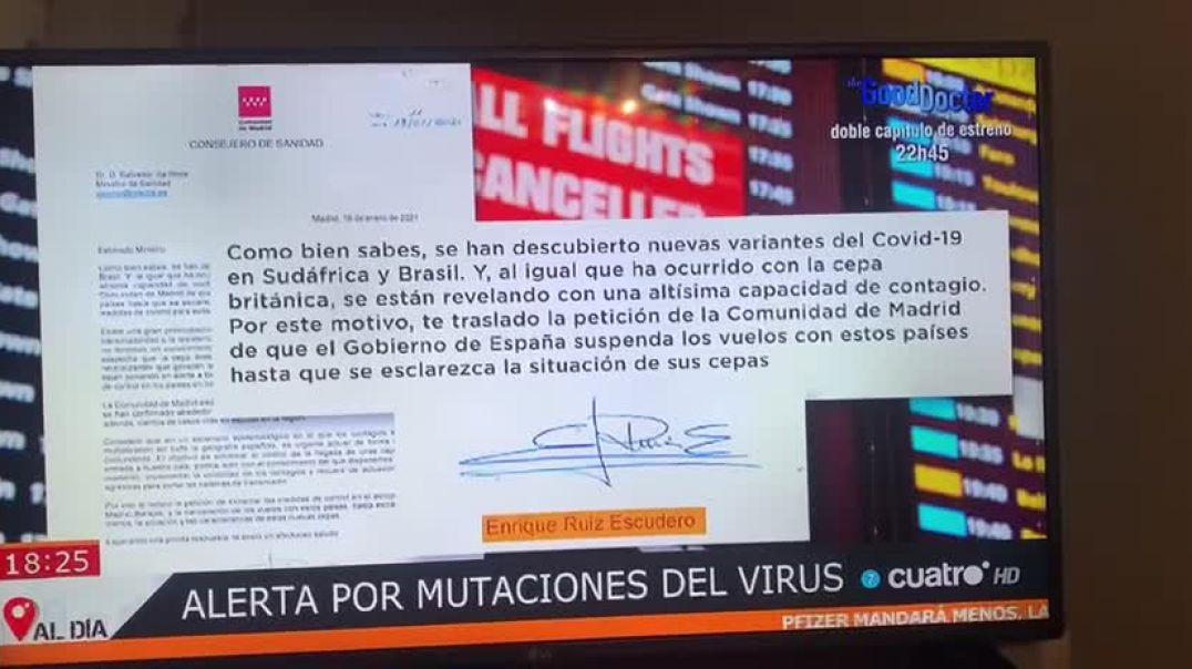 EL TERRORISMO MEDIÁTICO DESINFORMATIVO SIGUE .