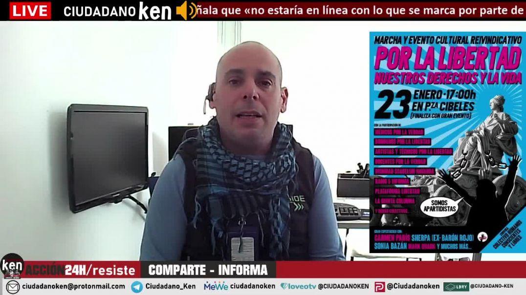 """MENSAJE PARA """"ASINTOMÁTICOS"""" - SALGAMOS TODOS EL 23 E"""