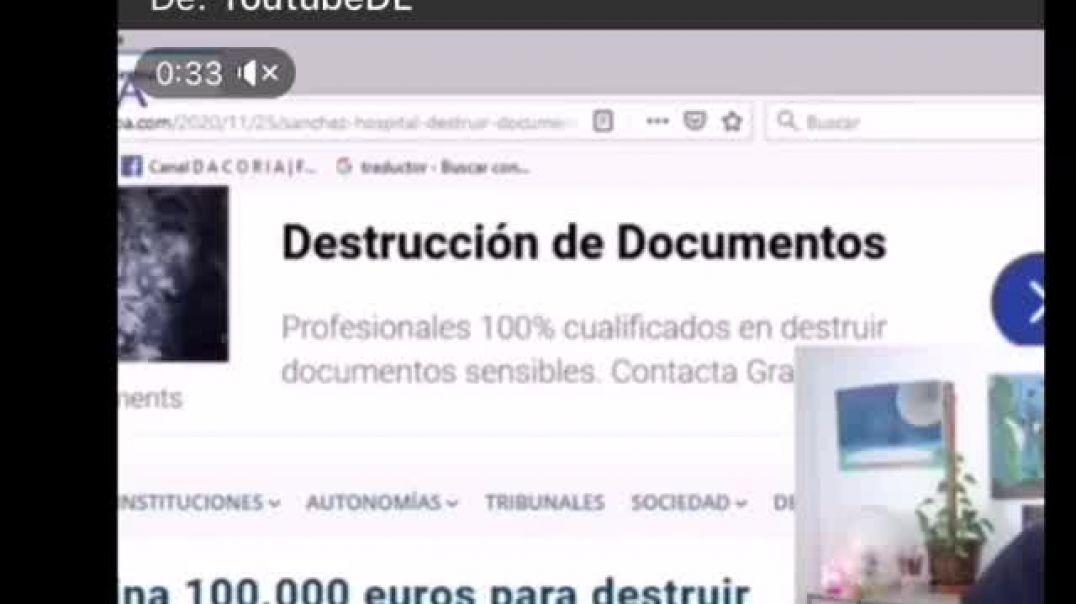 Audio de un cargo politico de MÁS MOVIMIENTO ARAGONÉS SOCIAL, aporta datos oficiales e información r