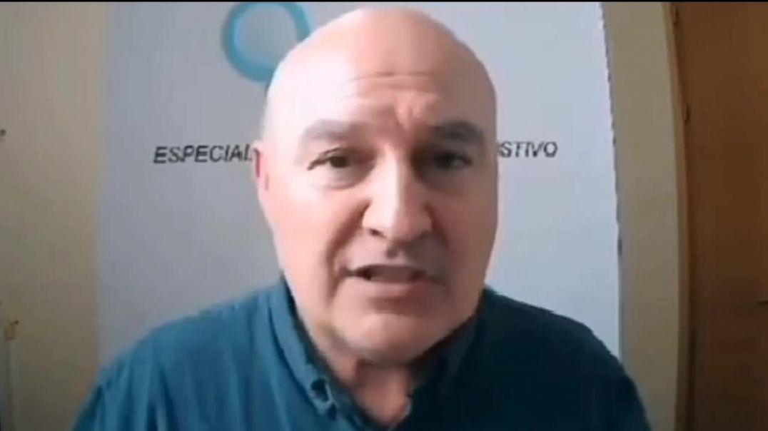 Doctor Luis de Benito los hospitales no están colapsado como nos quieren hacer creer