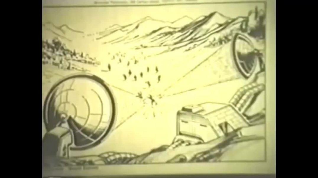 ⛔AWAKENING NOW - THE SECRET TECNOLOGI - (DECLAS) NAZI TECH OVNI