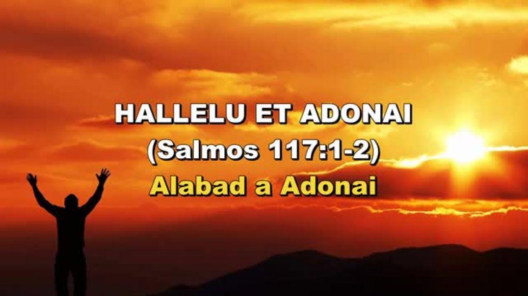 Hallelu et Adonai - Barry & Batya Segal - Hebreo_Español