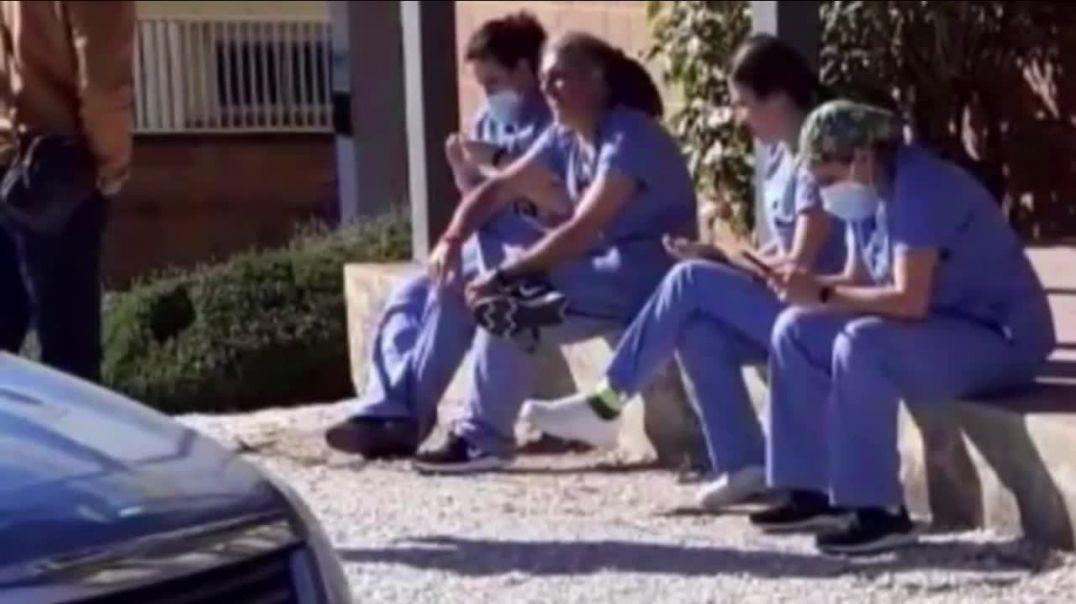 SITUACIÓN REAL DE LOS HOSPITALES EN ESPAÑA | 28 DE ENERO DE 2.021