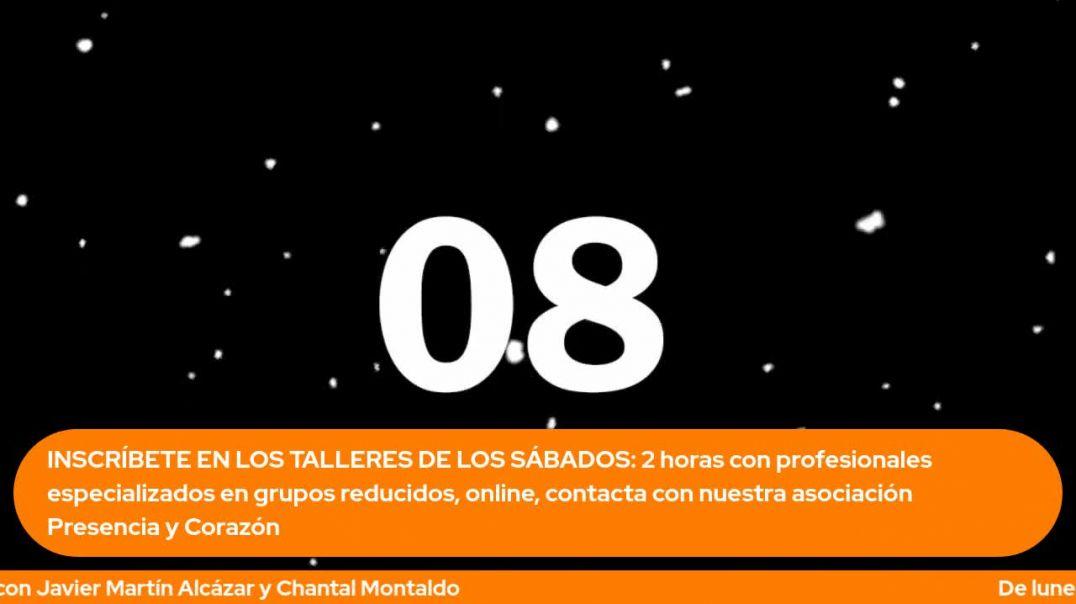 4 Iniciación al Mindfulness con Javier Martín Alcázar y Chantal Montaldo