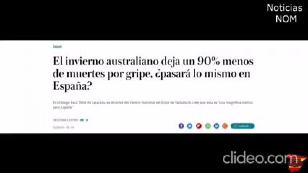 Noticias NOM -  Desenmascarando la plandemia