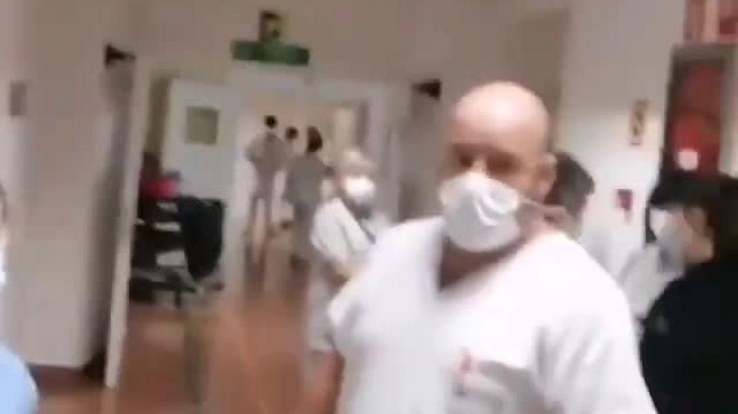 ⛔ Nuestro amigo se coló en una UCI y pillo a 27 MEDICOS BAILANDO PARA UN VIDEO DE TIKTOK??
