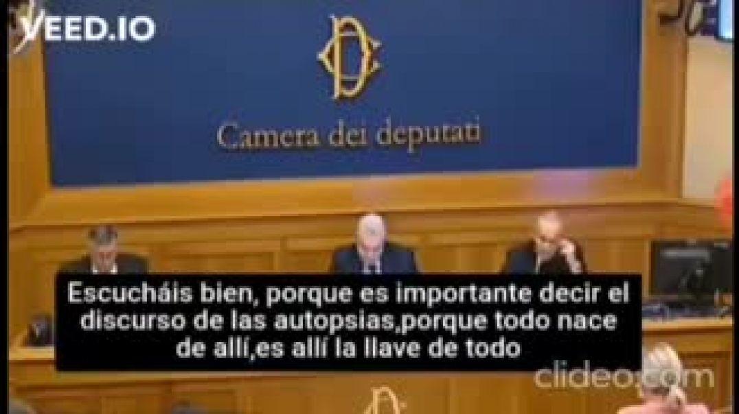 CAMARA DE DIPUTADOS ITALIANA DESMIENTE GOBIERNOS Y PERIODISTAS