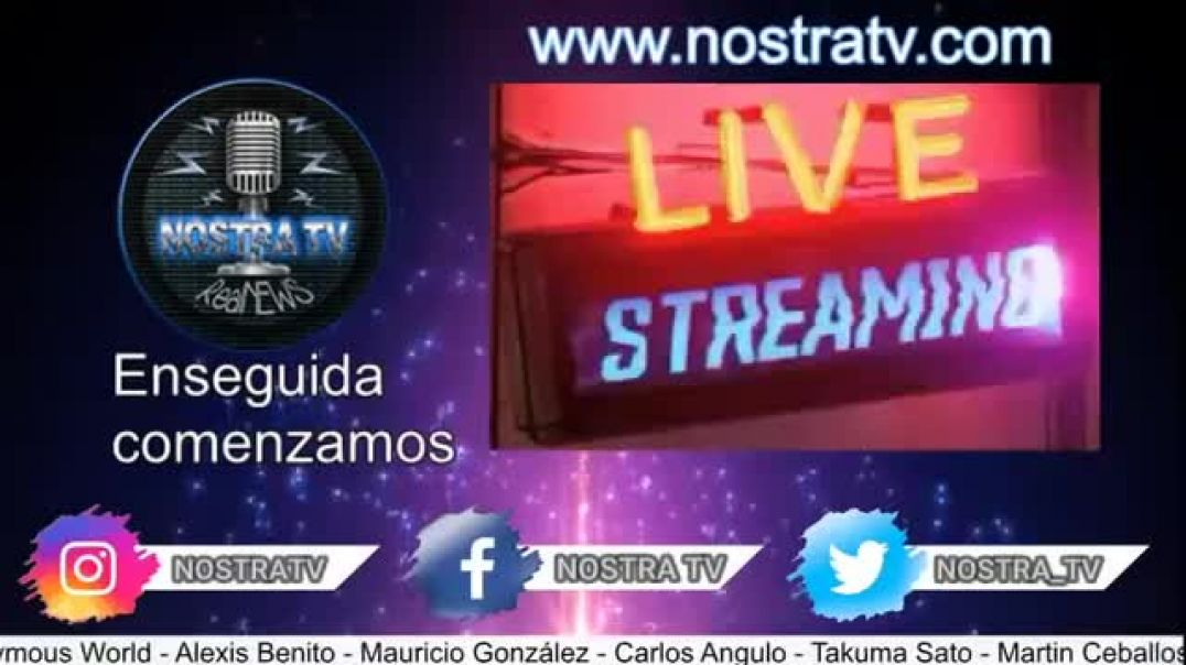 Entrevista en Nostra TV - Chico Sánchez - El curso de la vida