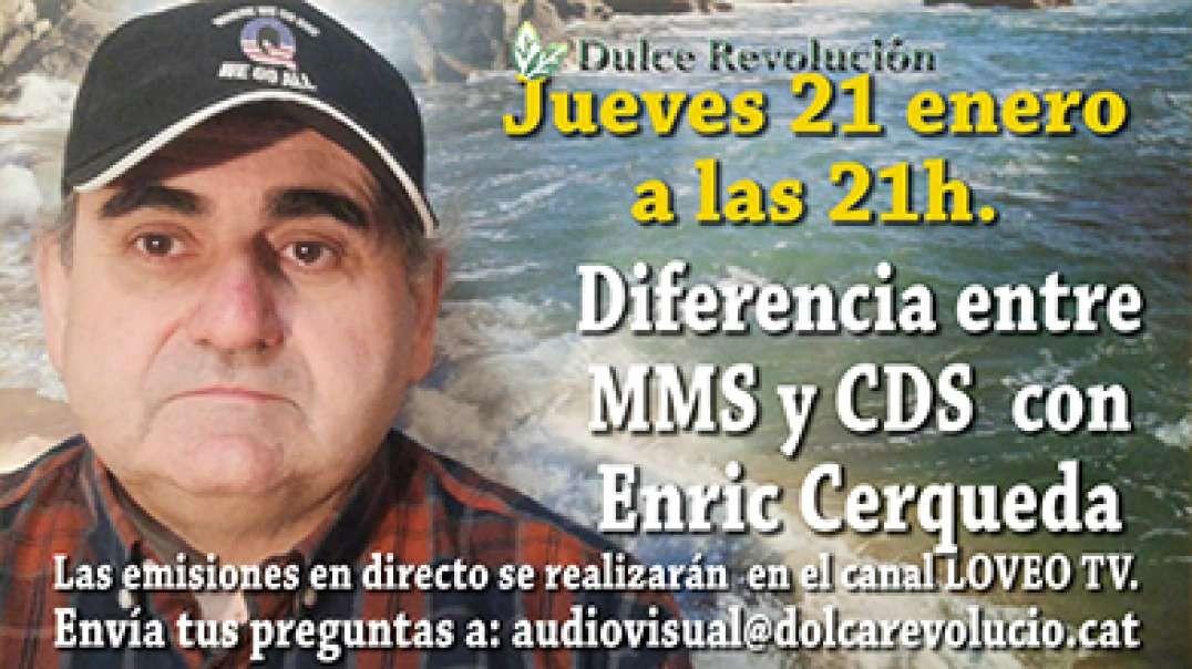 Promocion directo 003 - diferencia entre MMS y CDS, con Enric Cerqueda.