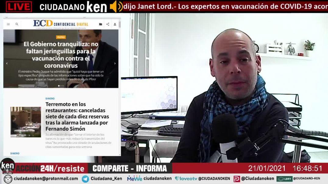 CIERRE DE COMERCIOS EN ESPAÑA - EL GOBIERNO INTERVENDRÁ WHATSAPP Y TELEGRAM, CONSTRUIRÁ INSTALACIONE