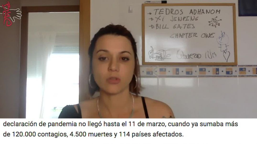 VIDEO CENSURADO EN YOUTUBE DE ISABEL BLASCO FUNDADORA DE periodistasporlaverdad.com