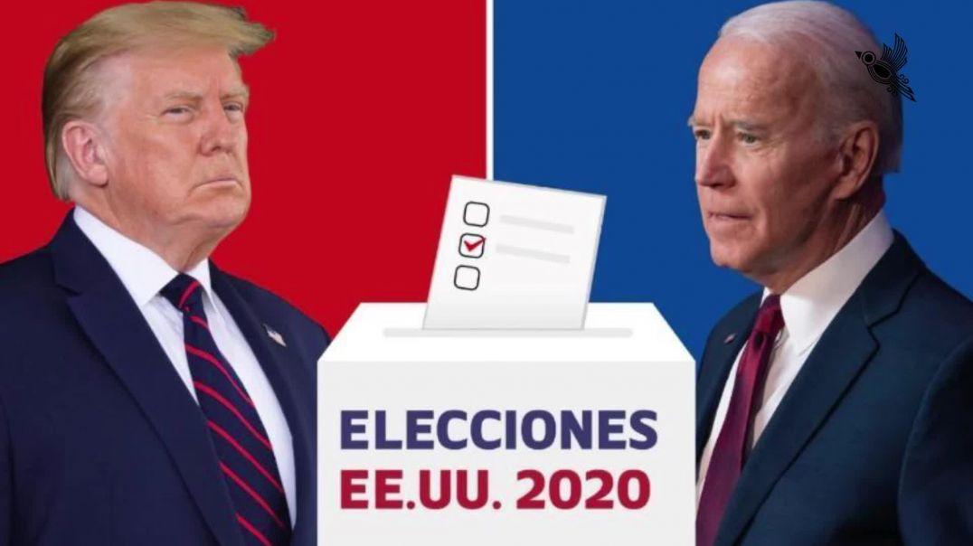 Los datos electorales de los Estados Unidos fueron manipulados en Italia por una elaborada operación