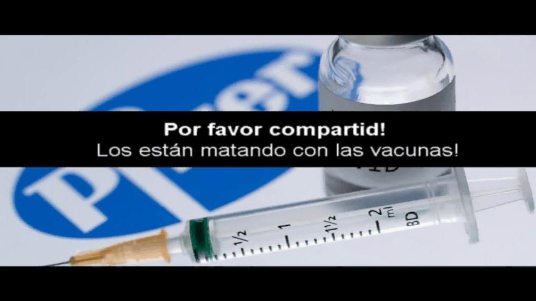Por favor compartid! Testimonio sobre la vacuna de Pfizer!