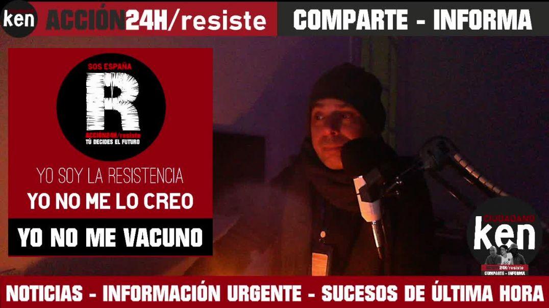 FELIZ 2021 - MENSAJE DE INDIGNACIÓN 04/010/2021 - CIUDADANO KEN