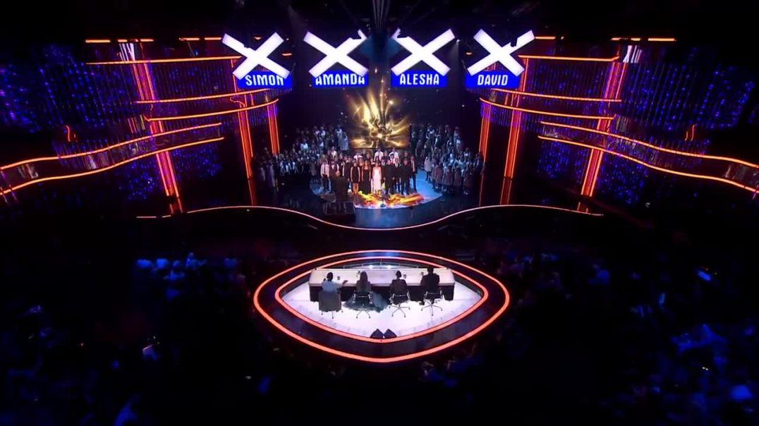 Hallelujah! It's Côr Glanaethwy _ Grand Final _ Britain's Got Talent 2015