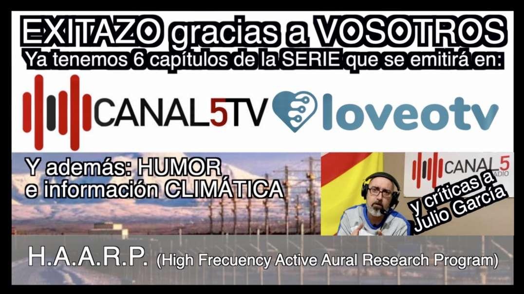 6 capítulos ya de la serie que estrenará CANAL 5 TV y loveotv