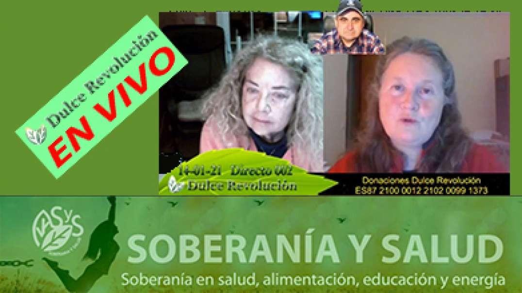 Directo 002 -  Grupos de Soberanía y Salud.