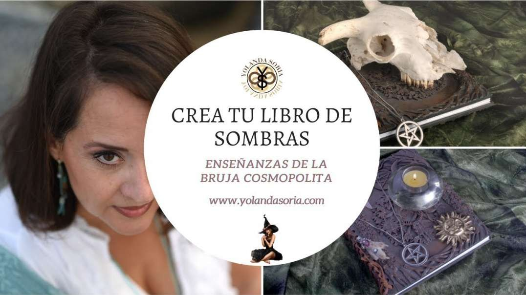 CREA TU LIBRO DE SOMBRAS con Yolanda Soria y Luis Palacios