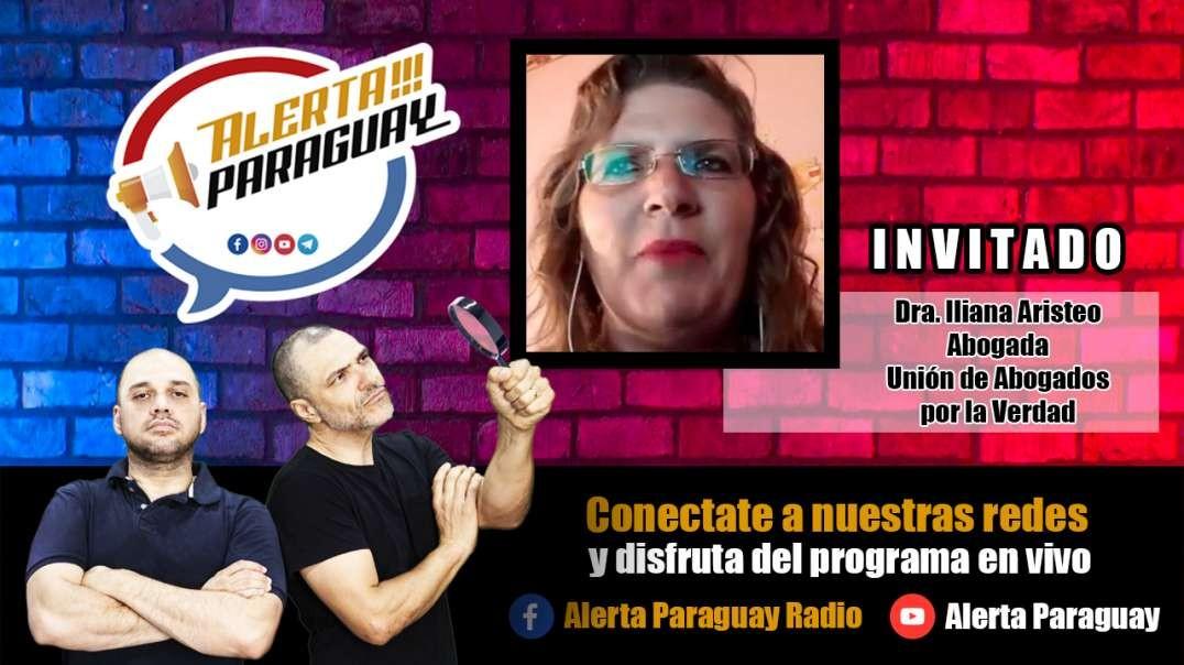 Entrevista desde Argentina con la Dra. Iliana Aristeo