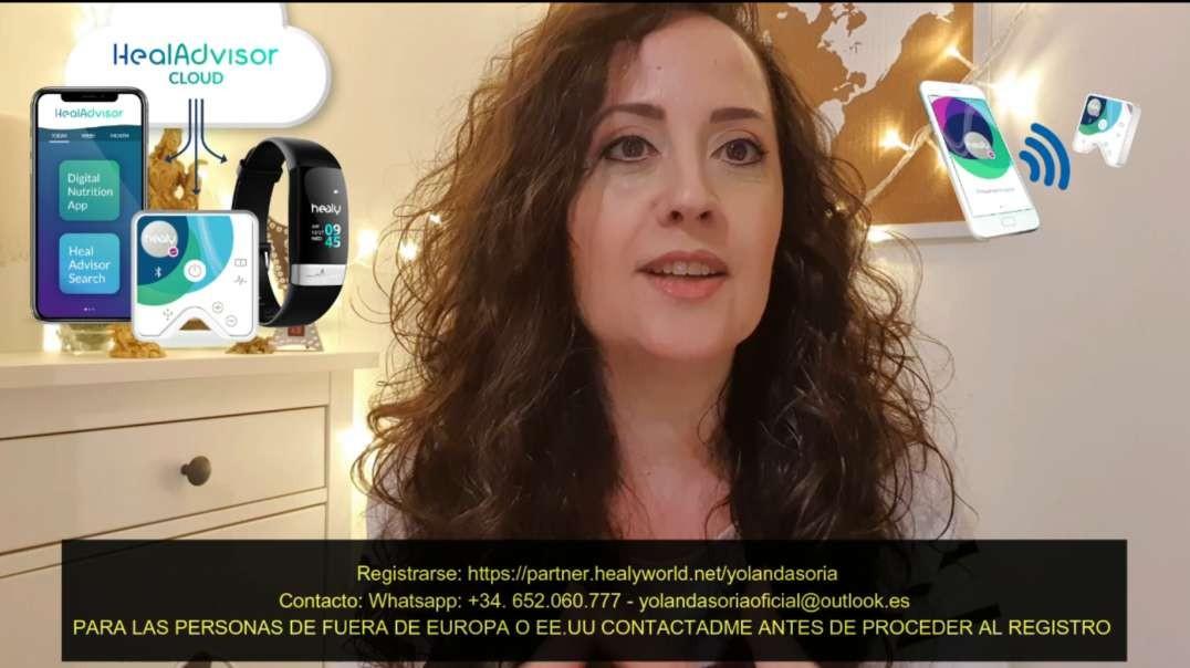 ¡¡¡OS TRAEMOS 2 SUPER OFERTAS HEALY!!! - Registro con Yolanda Soria