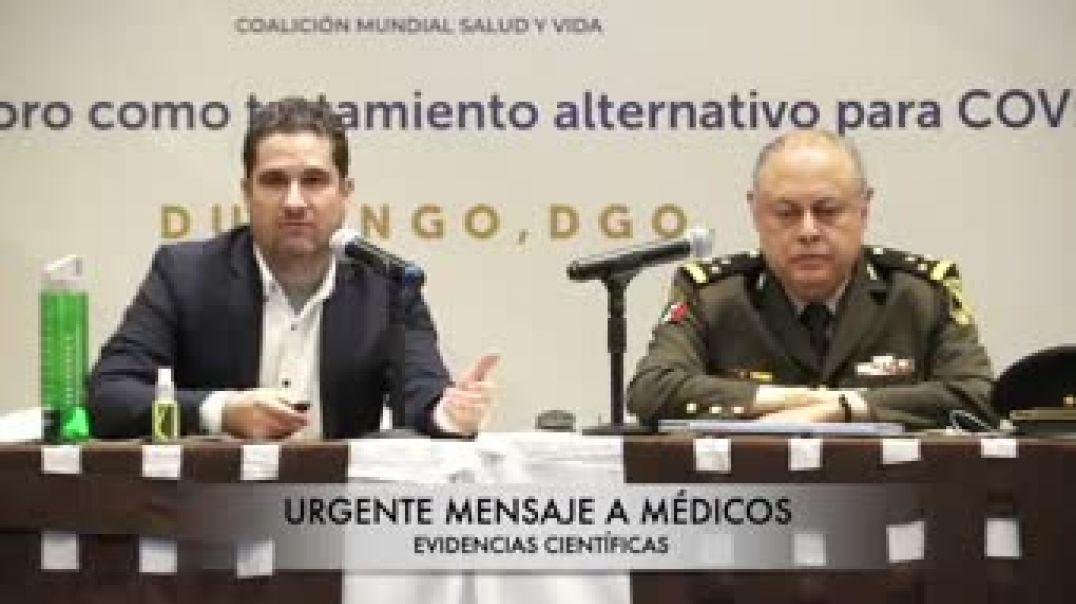 URGENTE MENSAJE A MEDICOS: EVIDENCIAS CIENTÍFICAS SOBRE EL DIÓXIDO DE CLORO.