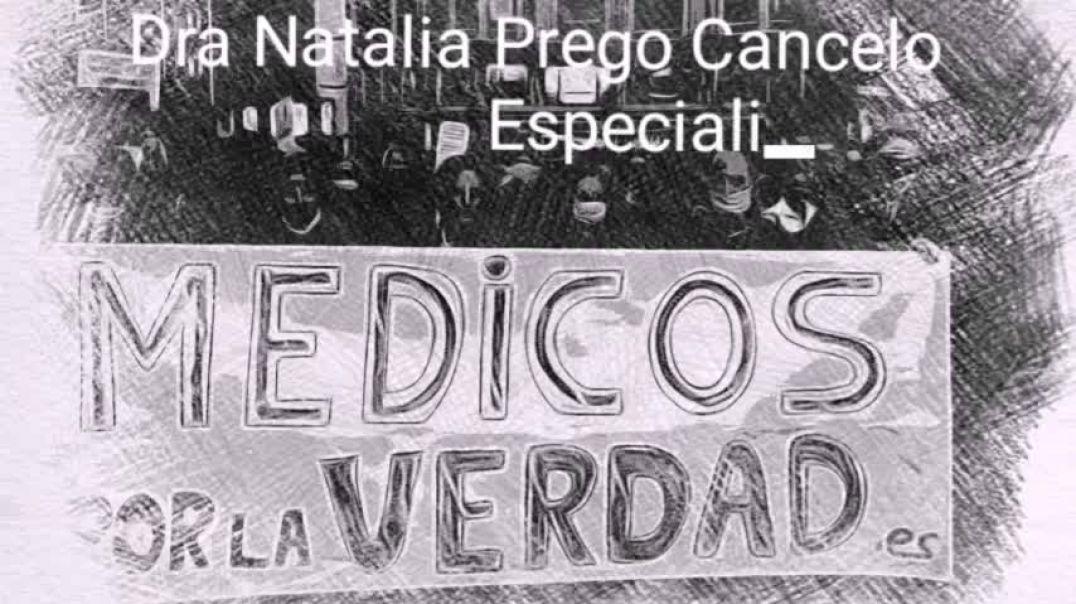 Natalia Prego - Información vacuna Pfizer