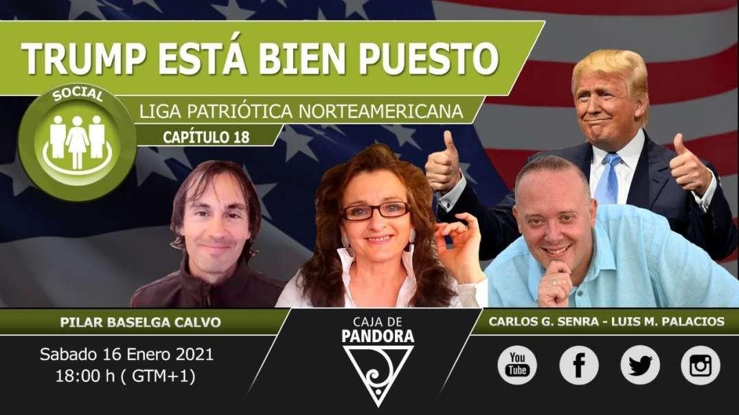 TRUMP ESTÁ BIEN PUESTO con Pilar Baselga, Carlos Senra, Luis Palacios (720p_30fps_H264-192kbit_AAC)