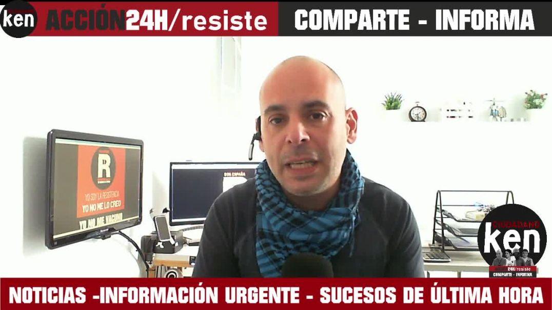 REFLEXIONES Y Y NOTICIAS DE LOS ÚLTIMOS DÍAS - CANARIAS, ESPAÑA, DICTADURA 2020 14/12/2020