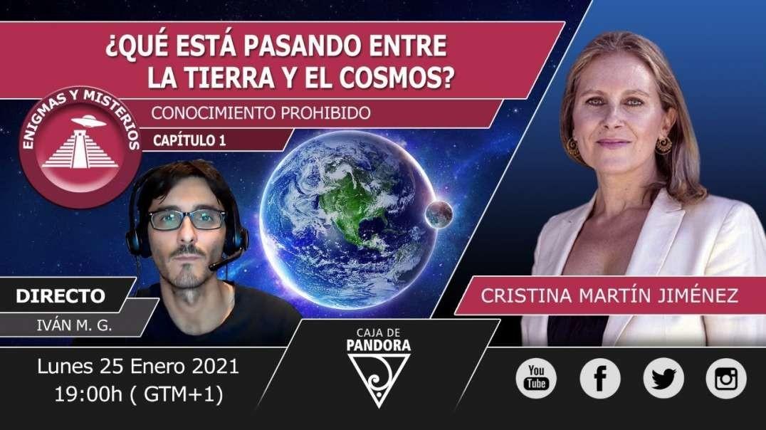 ¿QUÉ ESTÁ PASANDO ENTRE LA TIERRA Y EL COSMOS_ - Cristina Martín Jiménez (1080p_30fps_H264-128kbit_A