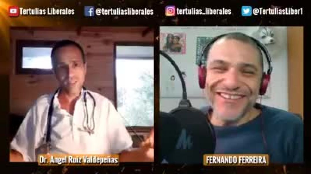 Entrevista al Dr. Angel Ruíz Valdepeñas.  España. Las consecuencias de enfrentarse al relato.