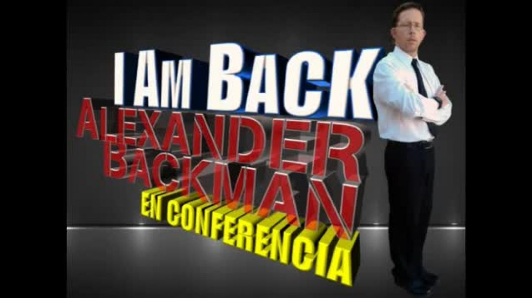 "17M2014 Conferencia ""Iam_backup"" :: ConcieciaRadio - Alexander Backman"