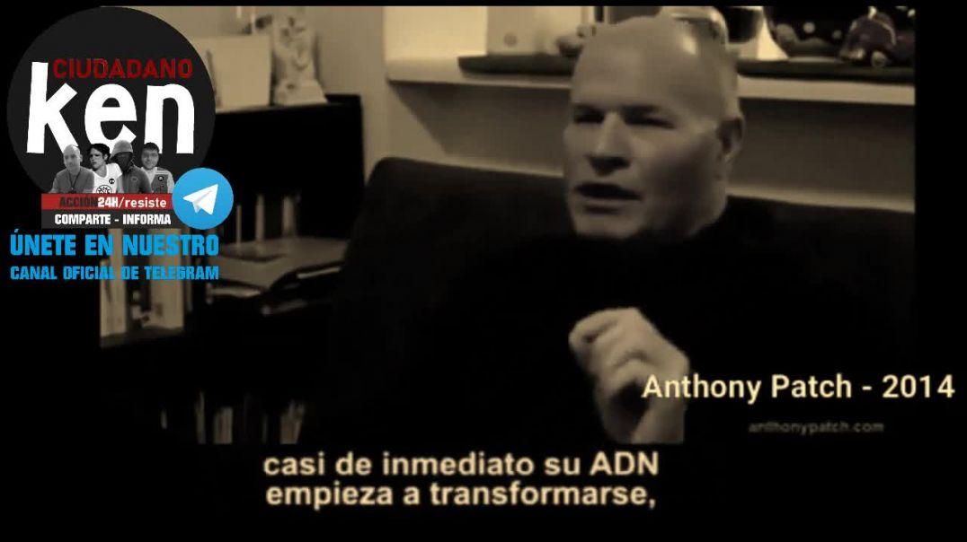 VÍDEO DE ANTHONY PATCH DEL 2014 - YA DEJABA CLARO TODO LO QUE SE ESTABA HACIENDO Y LO QUE PASARÍA