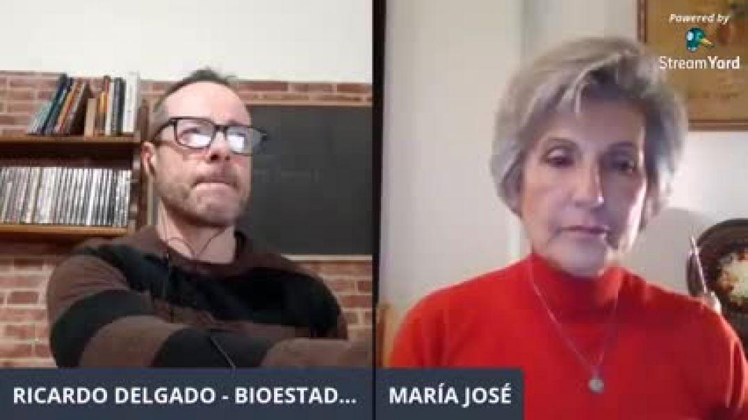 Entrevista Dra. Martínez Albarracin - Ricardo Delgado (La Quinta Columna)