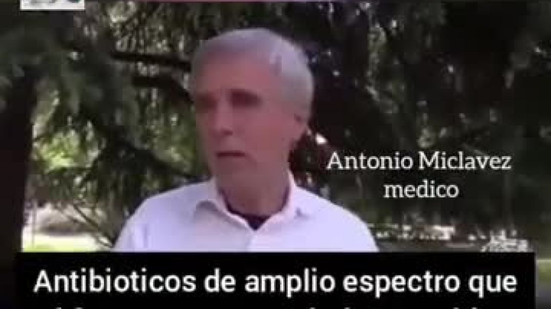 Un médico italiano desmonta la falsa pandemia