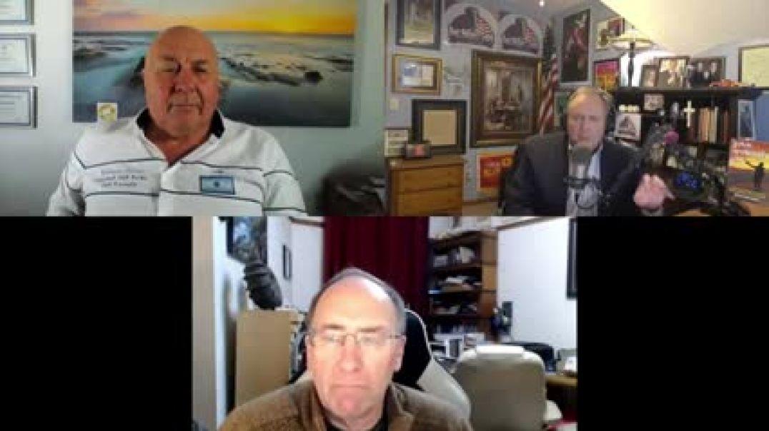 ⛔Mesa redonda de Doug Billings, con Simon Parkes y Charlie Ward del 14/01/2021(en español)