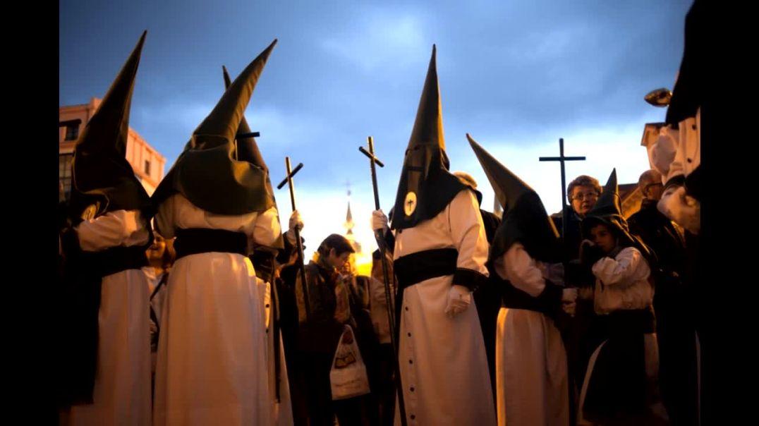 El Silencio - Semana Santa de Astorga, León.