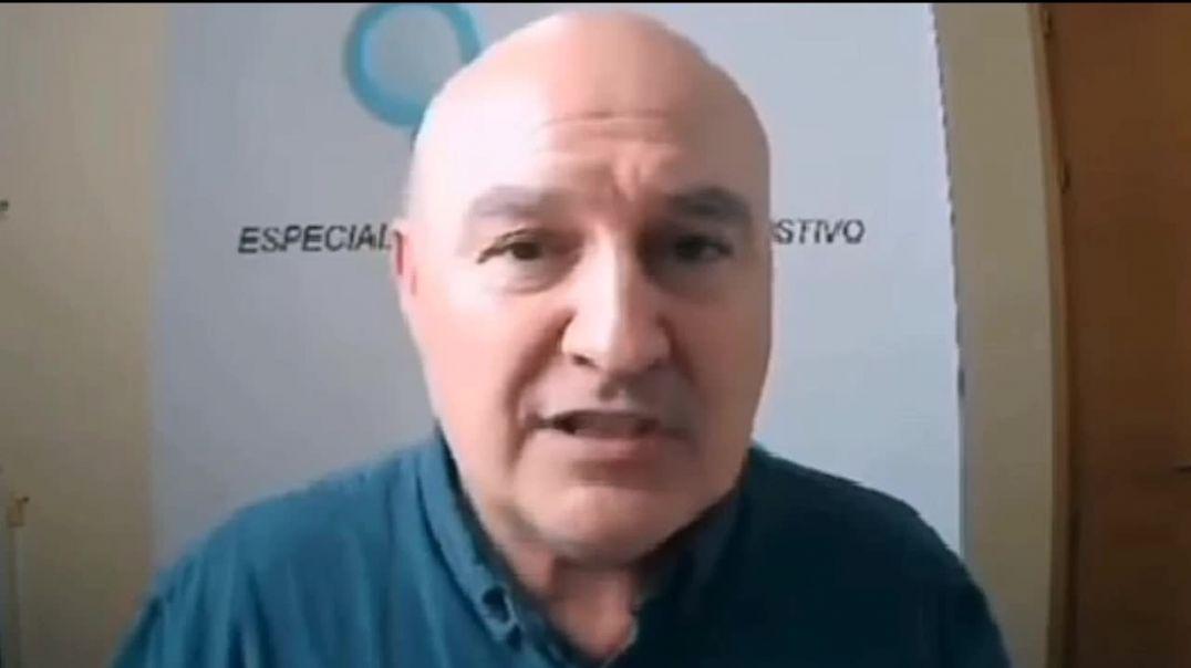 Luis Miguel de Benito - Las mentiras de la prensa sobre el Covid