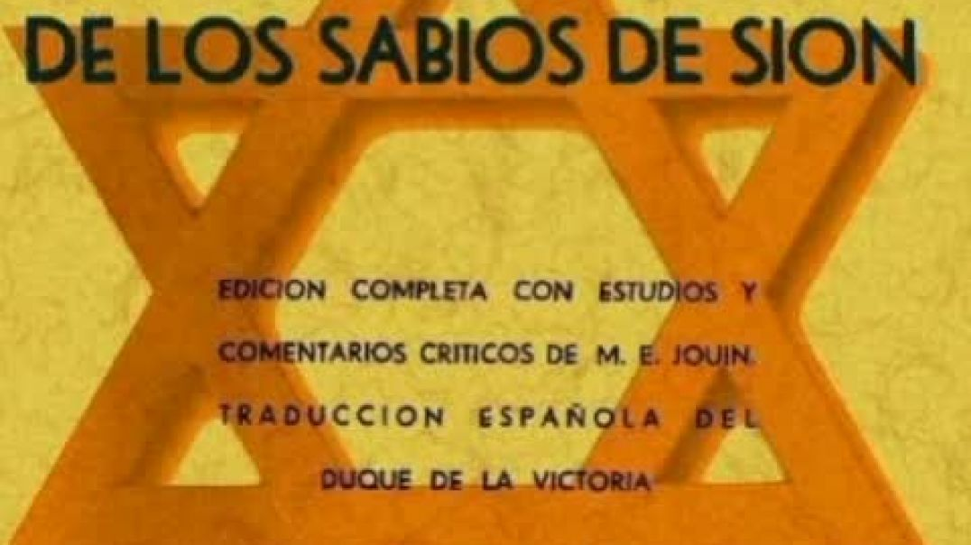 Los Protocolos de los Sabios de Sión #Acta17