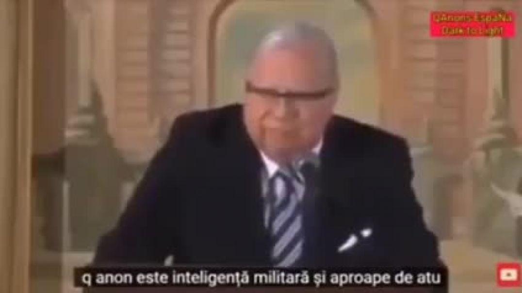 ⛔️ #QAnon es inteligencia militar,trazaron un plan para capturar a los traidores???