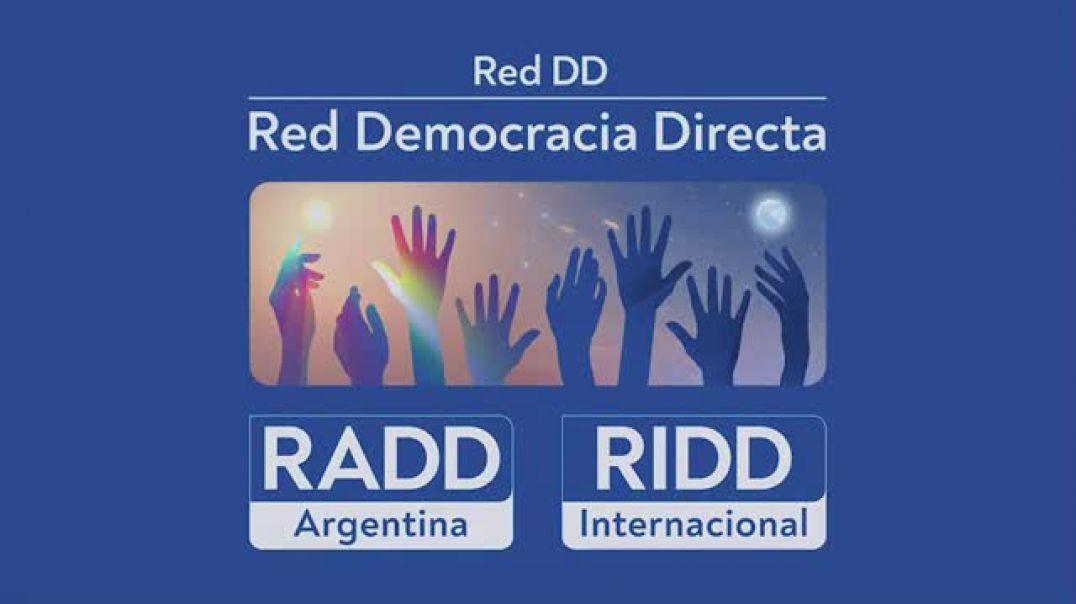 RED DEMOCRACIA DIRECTA - PRESENTACIÓN - ENERO 21